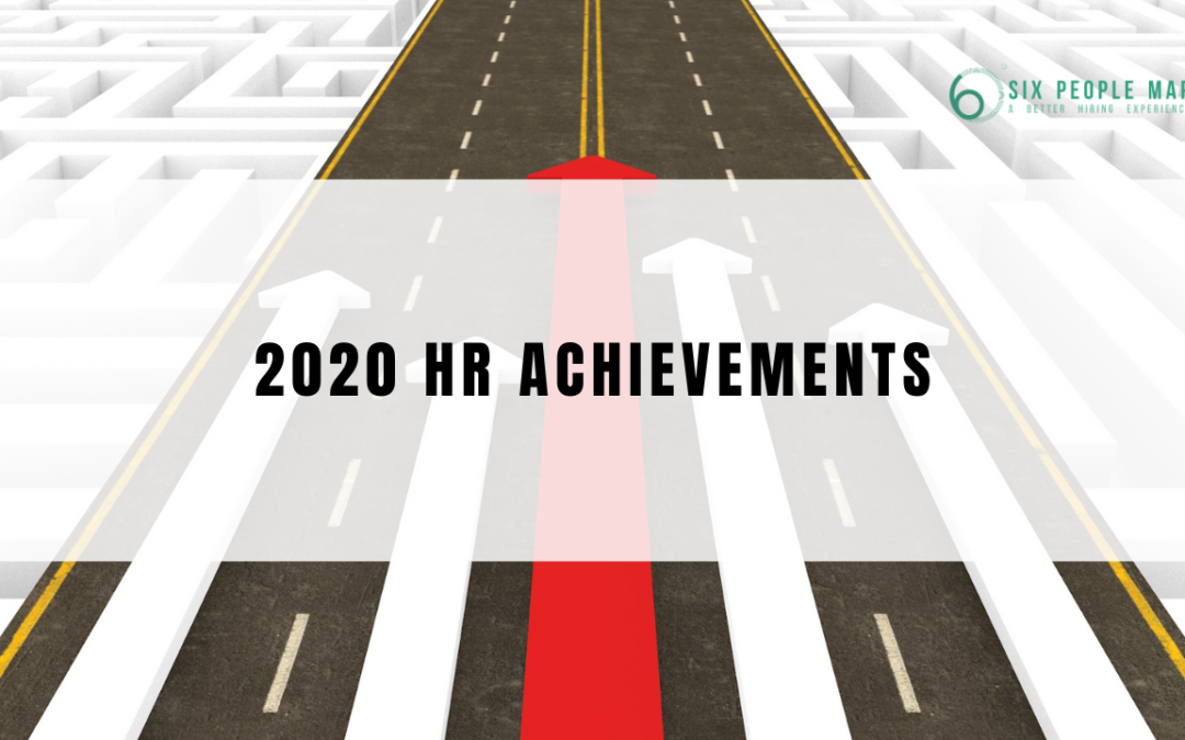 【Performance Appraisal 加分位】2020 HR 7大成就