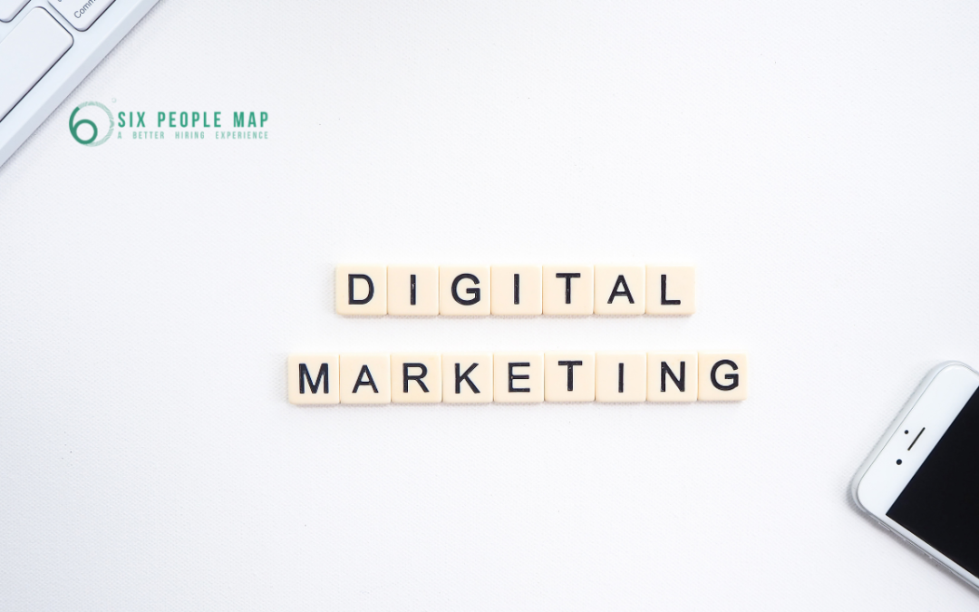 我想做Digital Marketing!